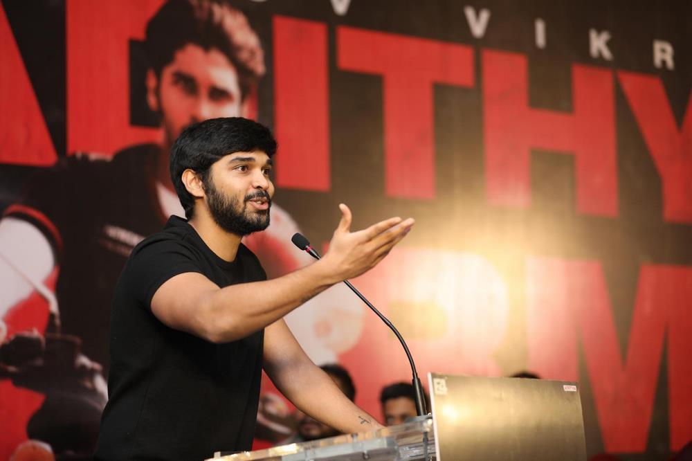 Adhitya Varma Success Meet (1)