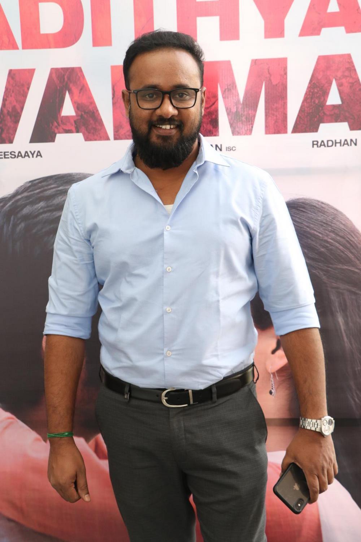 Adhitya Varma Success Meet (5)
