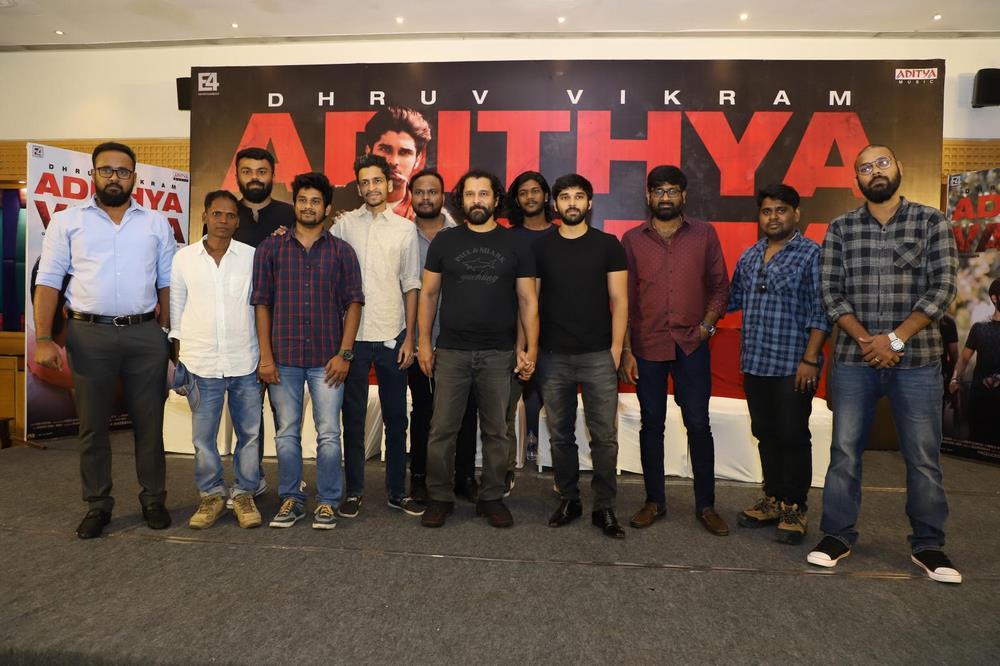 Adhitya Varma Success Meet (9)