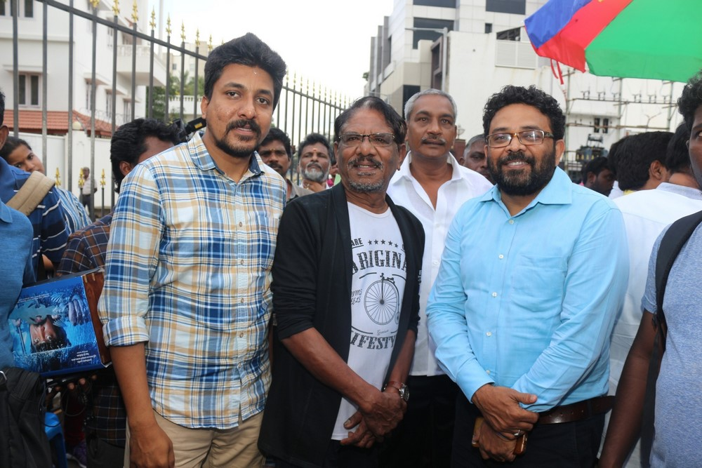 November Mazhaiyil Naanum Avalum Movie Pooja Stills (14)
