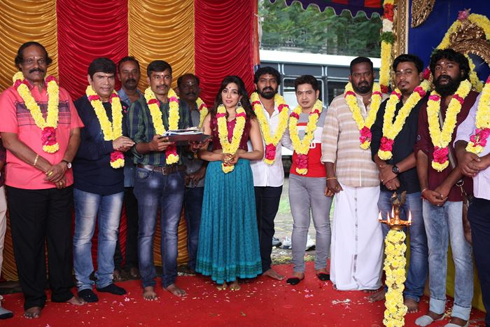 Aalambana Movie Launch