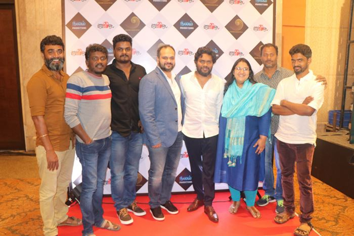 Neelam Productions Announcement 5 New Projects Launch