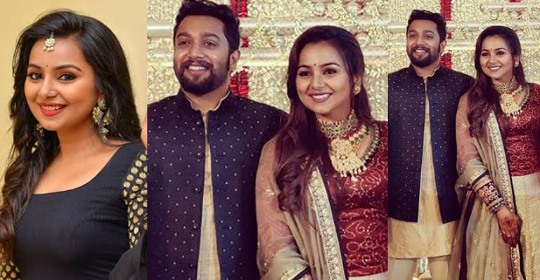Actress mrudula murali wedding