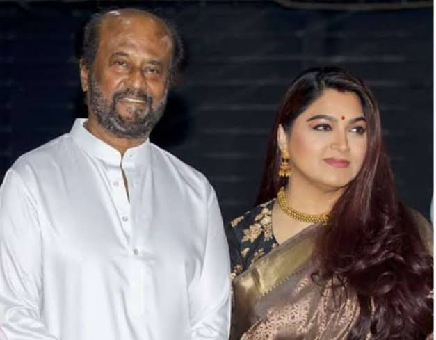 rajini and kushboo