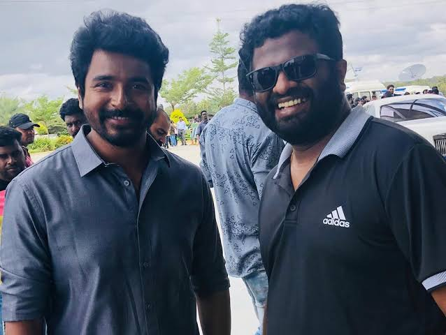 sivakarthikeyan and ps mithuran