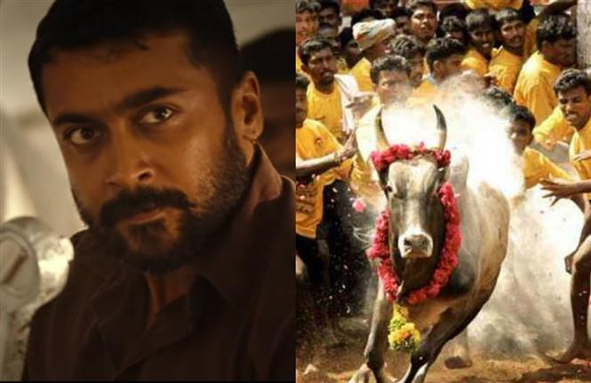 "Suriya - Vetrimaaran film titled ""Vaadivaasal"""