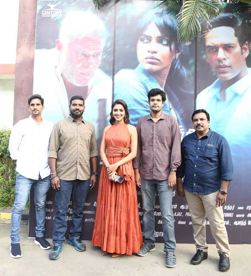 Adho Andha Paravai Pola Movie Press Meet Stills