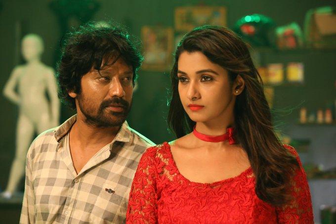 SJ Suryah and Priya Bhavani Shankar