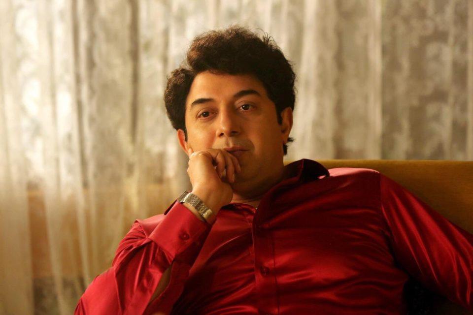 Arvindswami as MGR