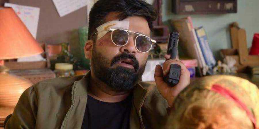 director pa ranjith and Simbu