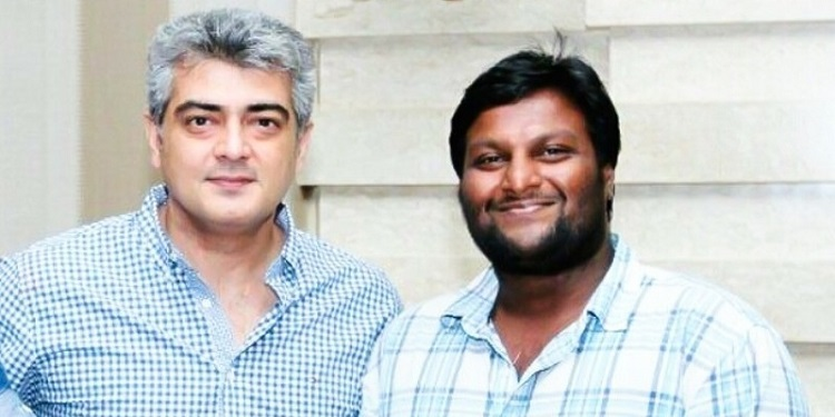 ajith and director mohan