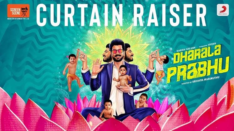 Dharala Prabhu Official Teaser