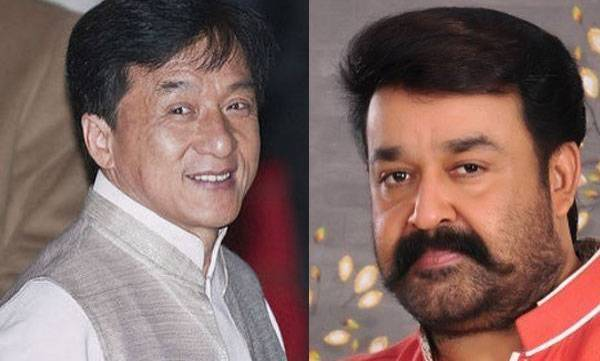 mohanlal and jackie chan movie