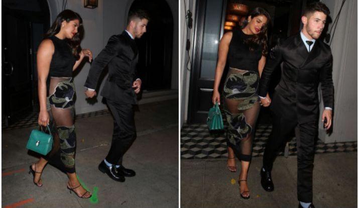 Priyanka Chopra joins Nick Jonas