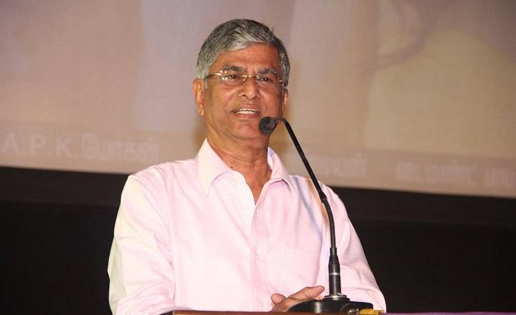 S. A. Chandrasekhar