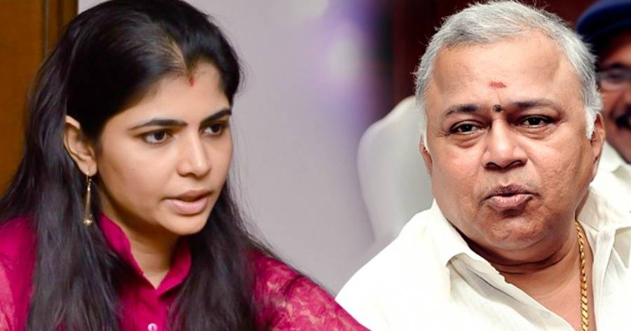 radha ravi and chinmayi