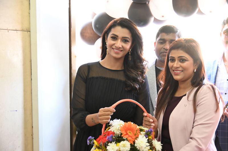 Actress Priya Bhavani Shankar at The Launch Of 'Welona' Skin And Hair Clinic Photos