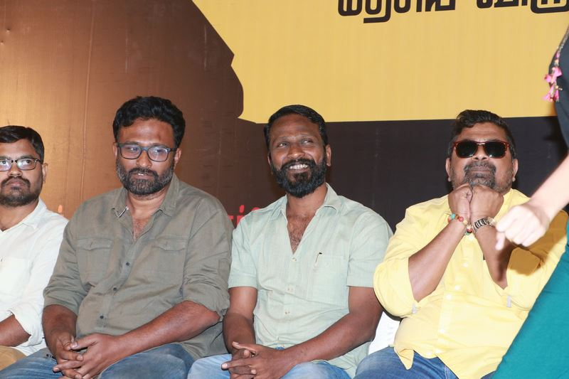 Baaram Movie Press Meet Stills
