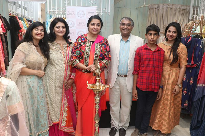 Grand Opening of That One Place Fashion Destination Showroom Stills