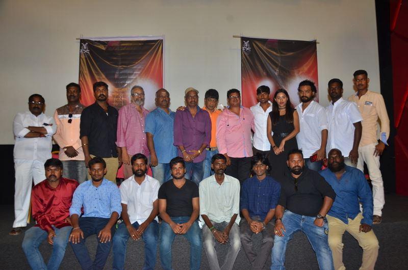 Irava Iravu Movie Press Meet