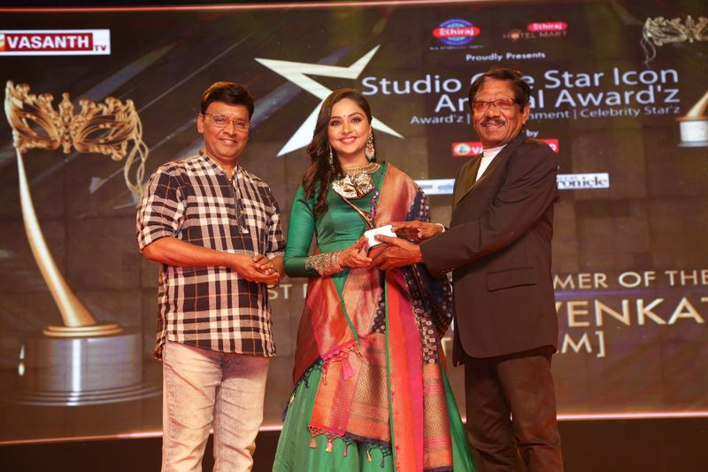 Studio One Star Icon Annual Awardz Event Stills
