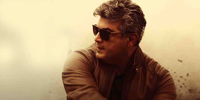 ajith in valimai