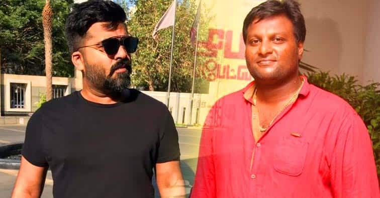 simbu and director mohan g