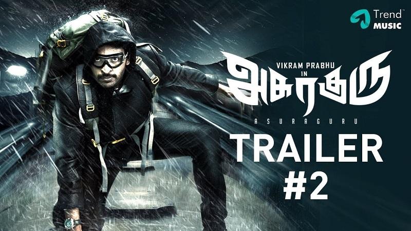 Asuraguru Tamil Movie Trailer