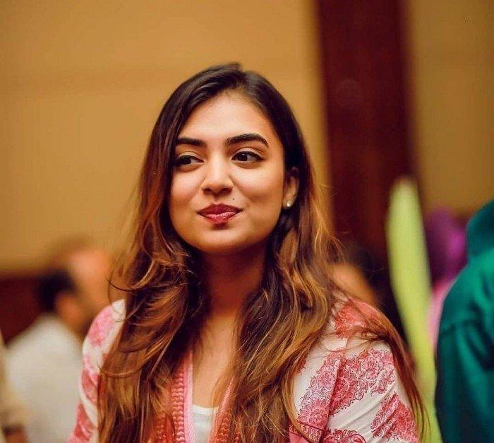 actress nazriya