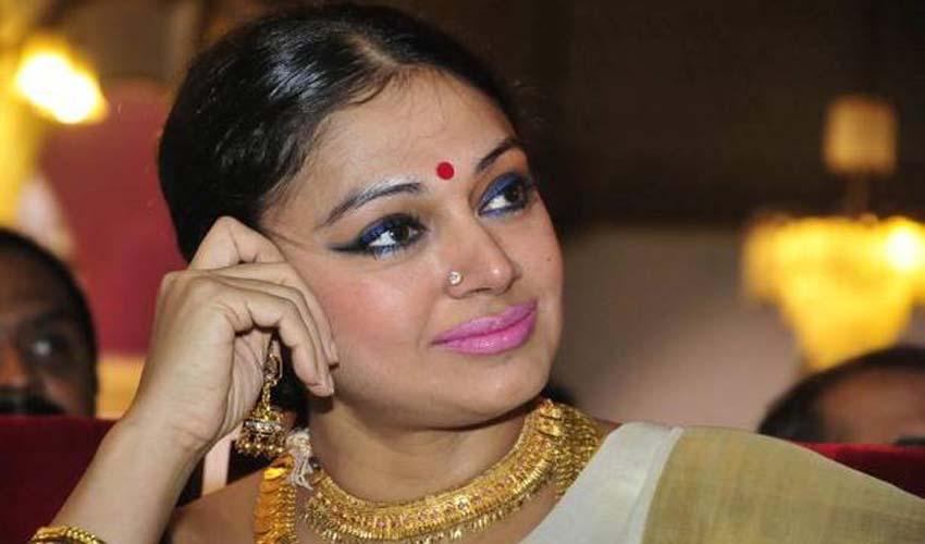 shobana actress