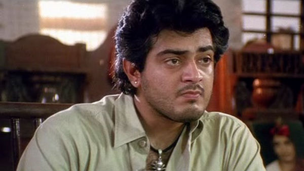 ajith and laila in dheena