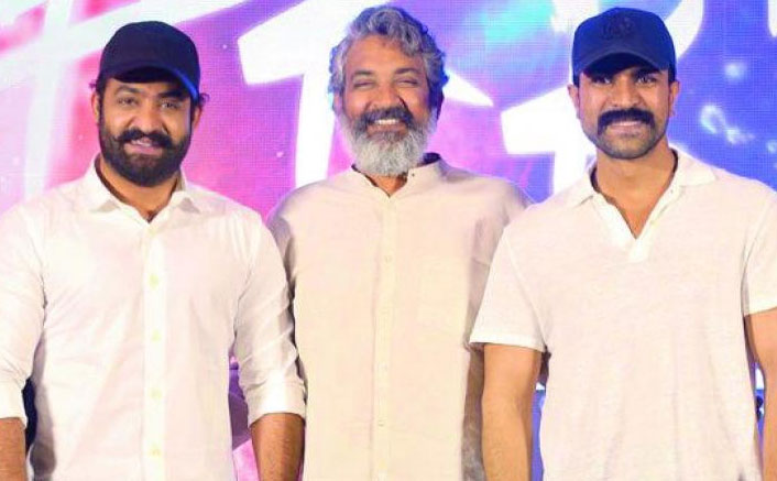 ss rajamouli in rrr movie