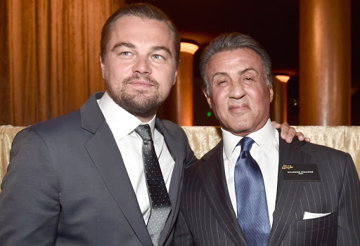 Arnold and DiCaprio