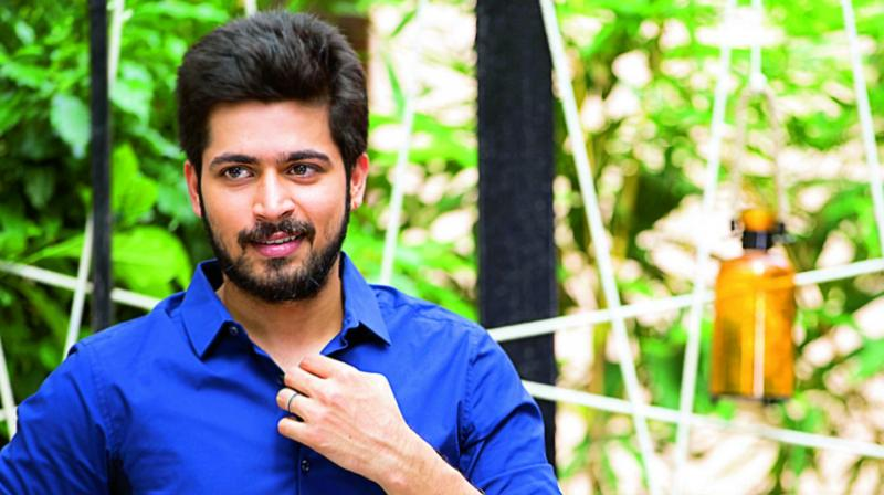 Actor Harish Kalyan Weight Loss Photos