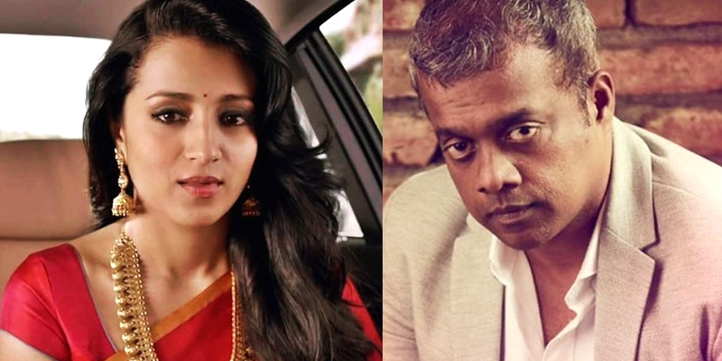 trisha and gautham menon
