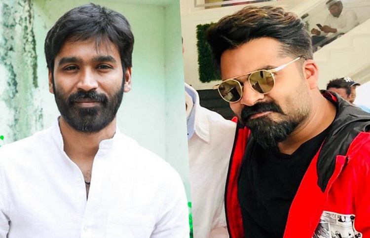 simbu and dhanush