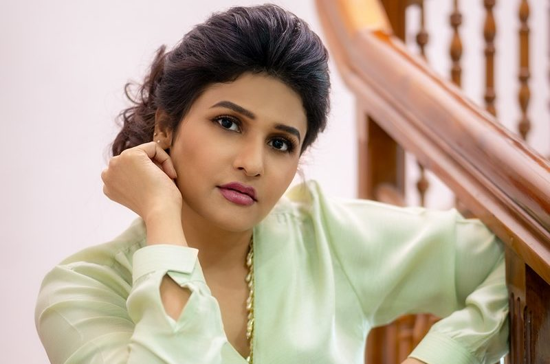 Actress Anjena Kirti Photos