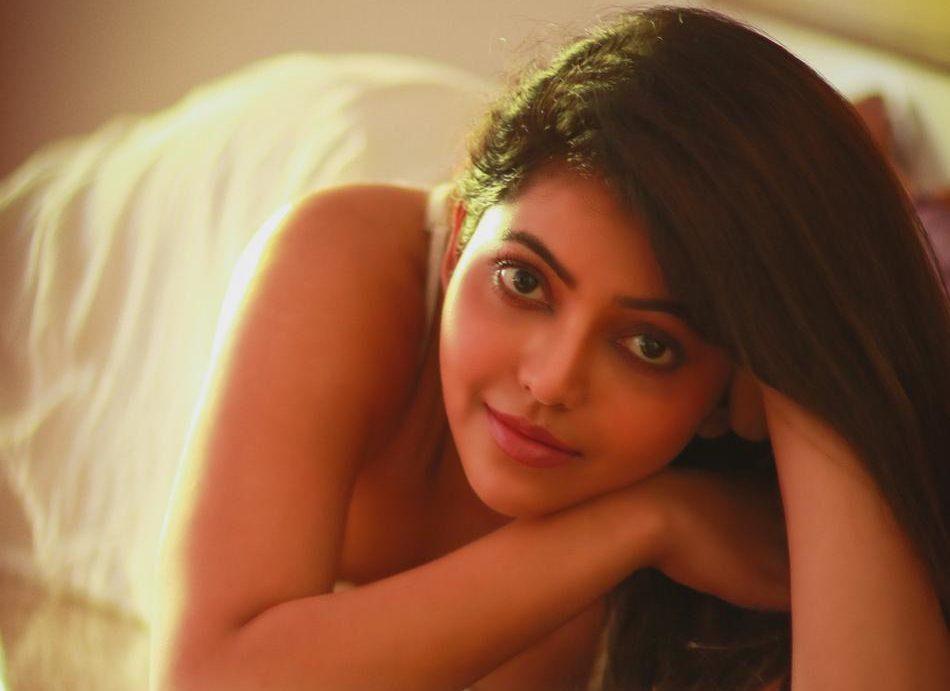 Actress Athulya Ravi Latest Gallery