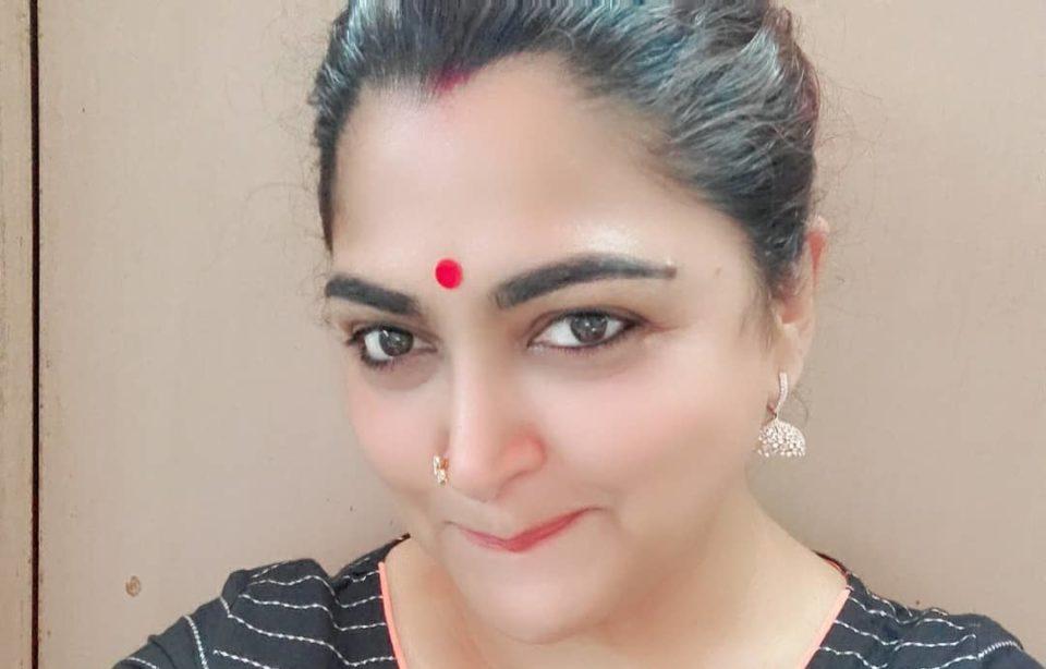 Actress Khushbu Sundar Stills