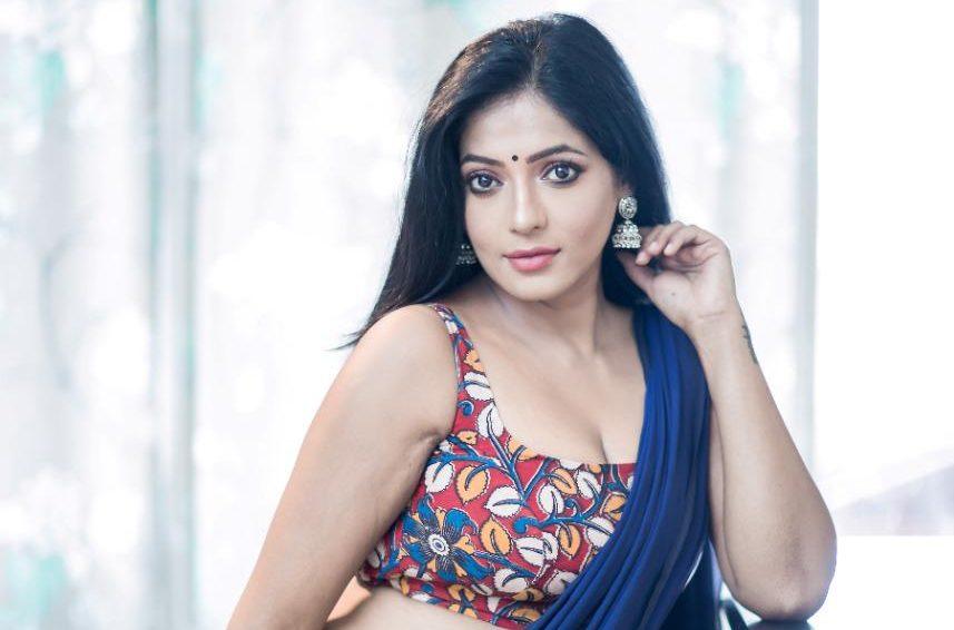 Actress Reshma Pasupuleti Latest Gallery