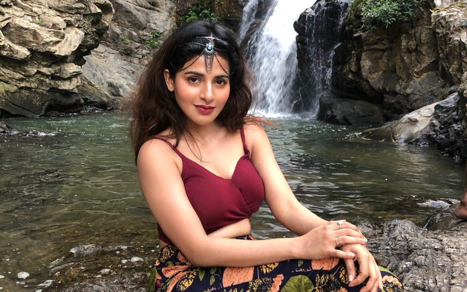 Actress Iswarya Menon New Stills