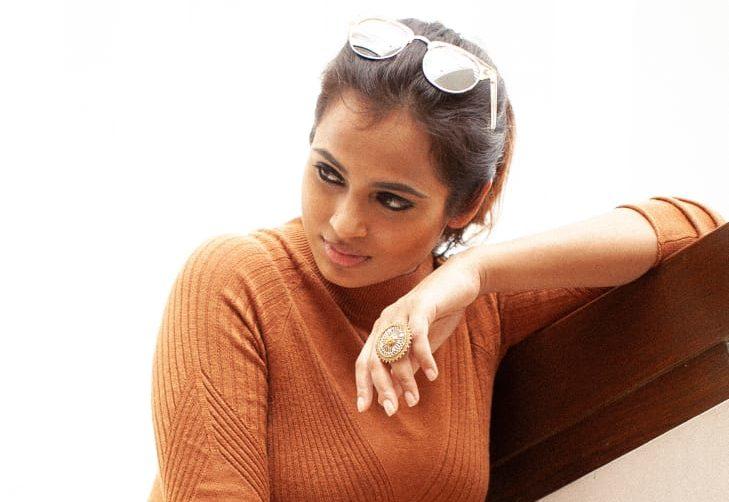 Actress Ramya Pandian Gallery