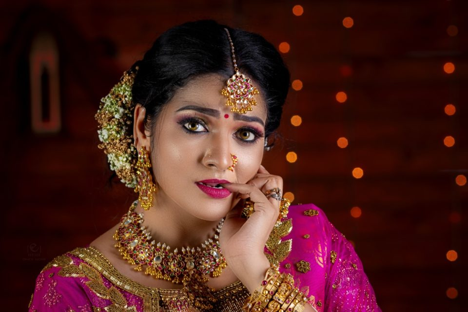 Traditional Beauty Chithu Photos