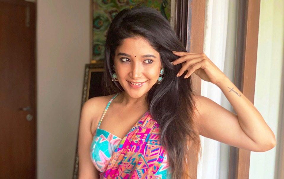 Actress Sakshi Agarwal New Gallery