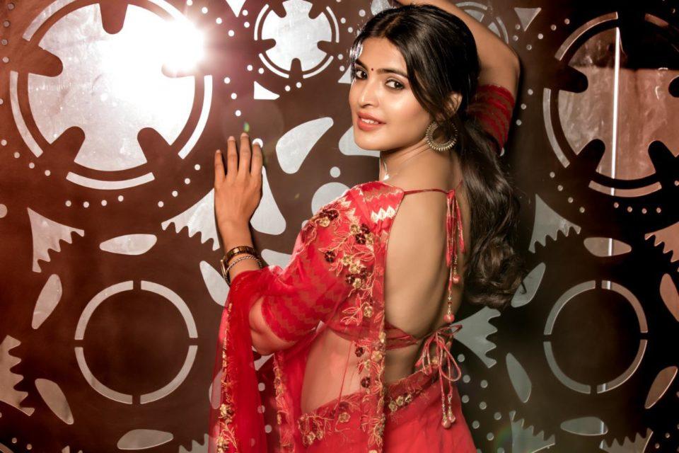 Actress Sanchita Shetty Photos