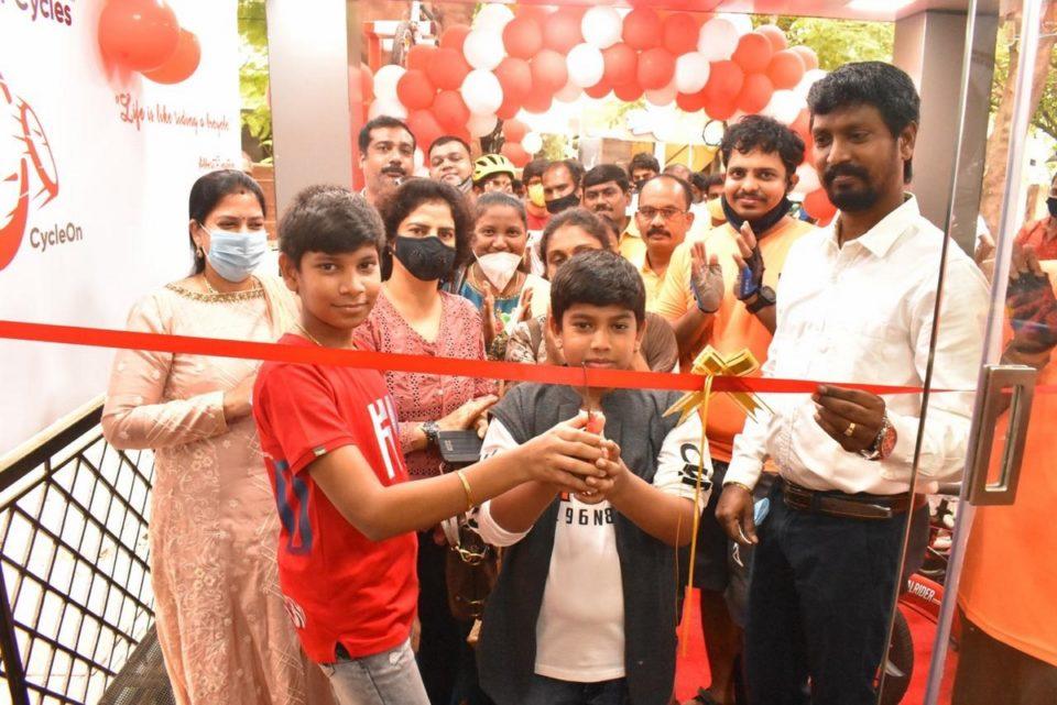 Anna Nagar Cycles Showroom at Kilpauk