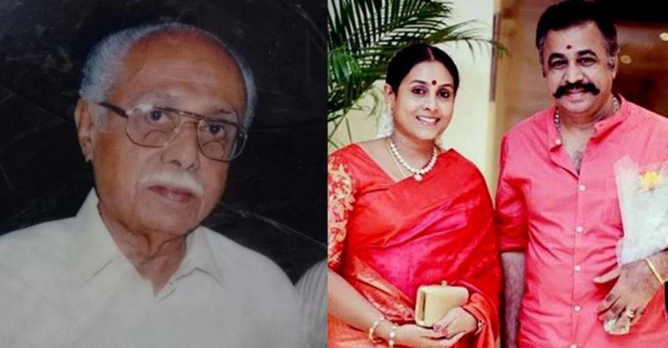 Director AB Raj passed away