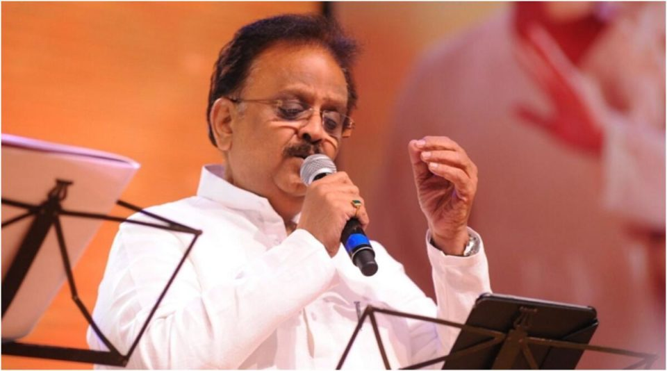 Singer Sp.Balasubhramanyam Death