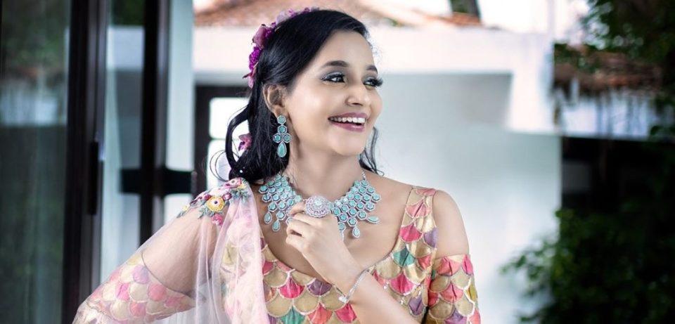Actress Abarnathi Photo Shoot