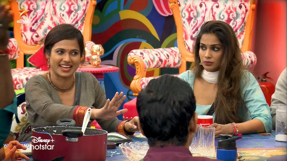 BiggBoss Tamil 4 day 18 promo 1